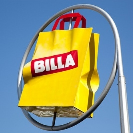Magazinele Billa vor dispare