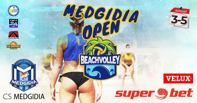 Medgidia OPEN - Turneu BeachVolley