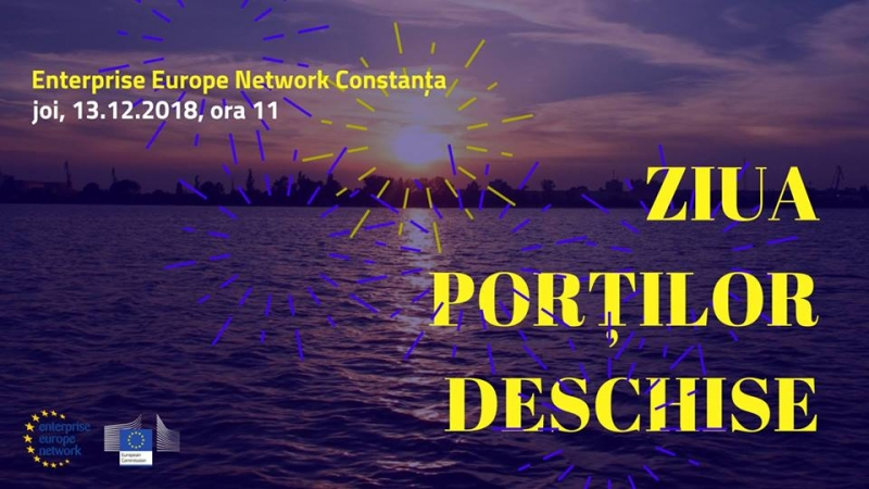 Ziua Porților Deschise la Enterprise Europe Network Constanța