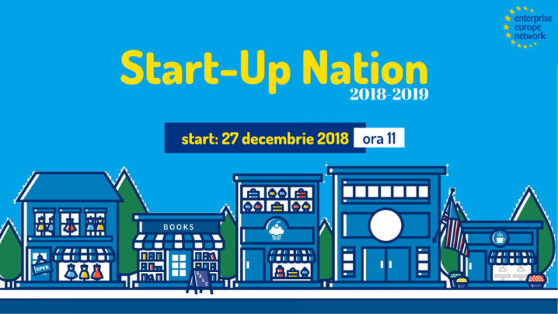 Începe Start-Up Nation!