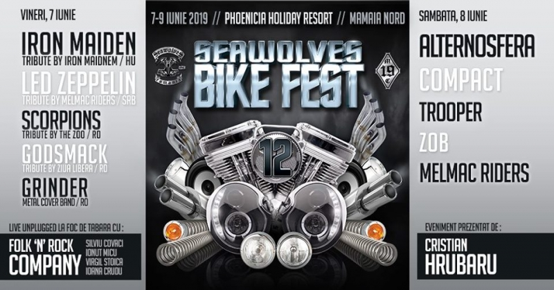 Seawolves Bike Fest 2019, 12th edition, la PHOENICIA HOLIDAY RESORT!