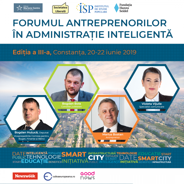 Eveniment de promovare a soluțiilor SMART, benefice tuturor!