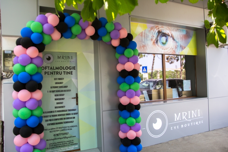 Primul Mrini Eye Boutique, inaugurat la Techirghiol