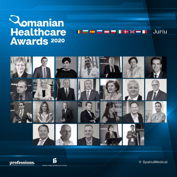 Romanian Healthcare Awards 2020 - 24 septembrie 2020/București